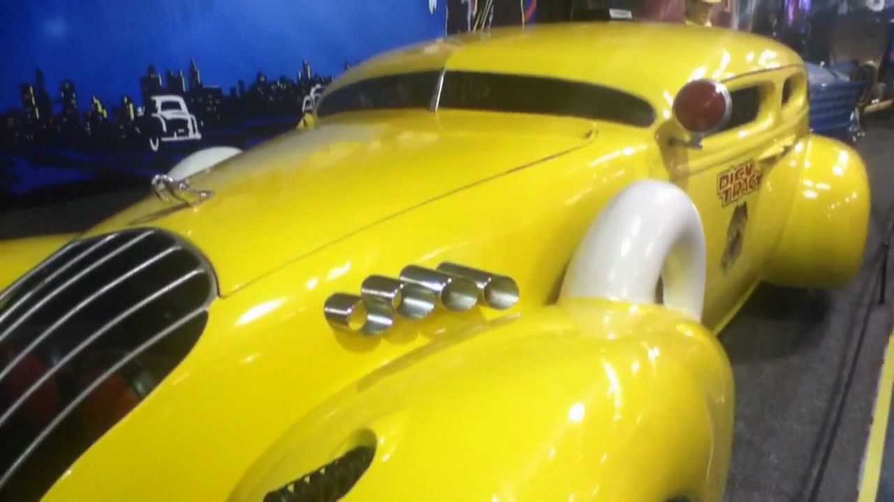 tracy car Dick