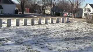 BLACKHAWK WAR MEMORIAL STILLMAN ILLINOIS JANUARY 2013 1080HD