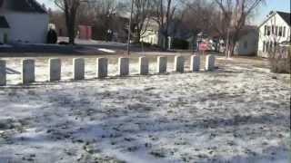 BLACKHAWK WAR MEMORIAL STILLMAN ILLINOIS JANUARY 2013 1080HD