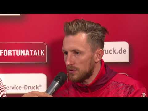 Fortuna Talk Fortuna Düsseldorf gegen  1. FC Heidenheim I