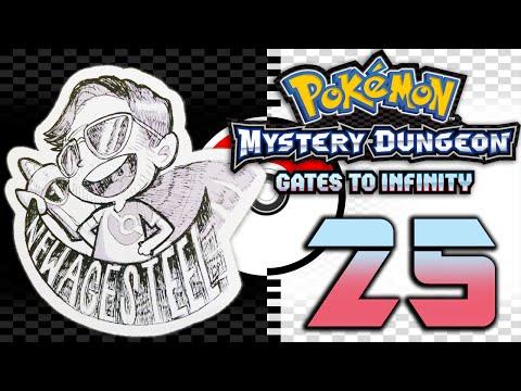 Pokemon Mystery Dungeon Gates to Infinity! Episode 25-Sny Guy's Dark Side!
