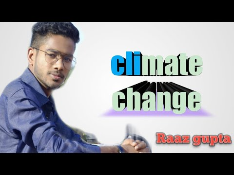 Essay on climate change and its impact