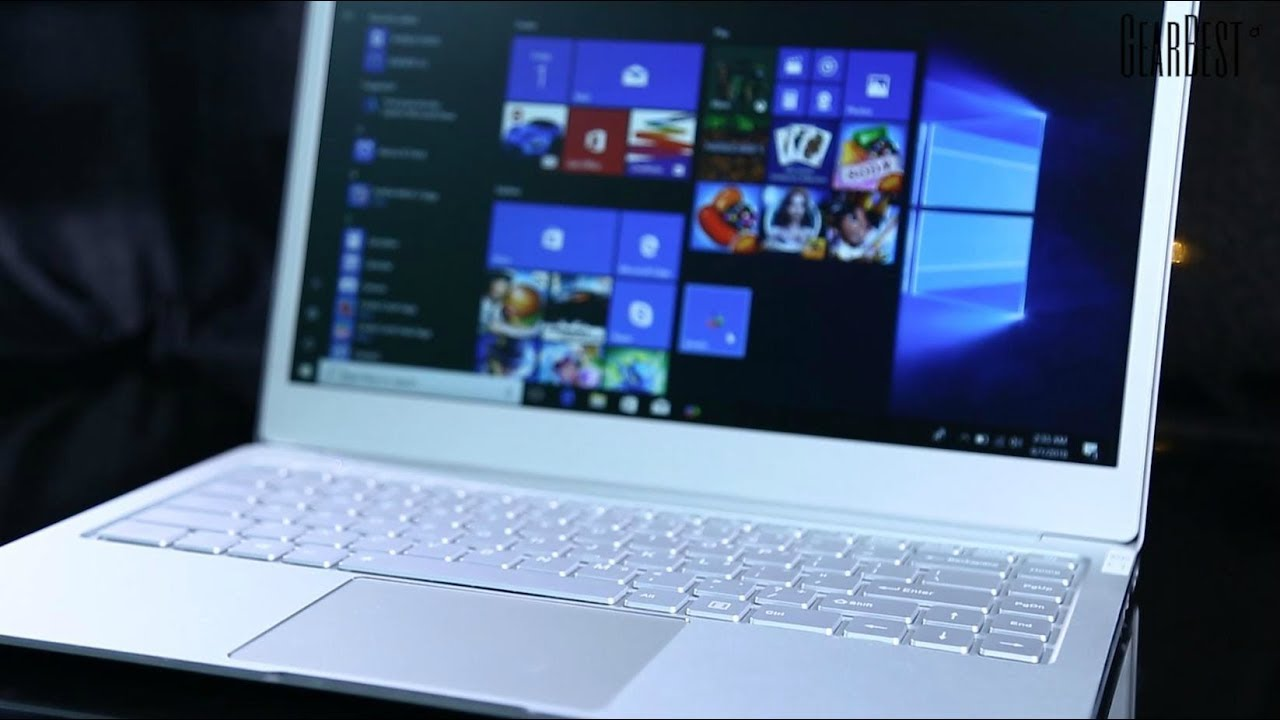 Jumper Ezbook X4 Elegant Laptop Gearbest Youtube