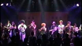 cover of the great Average White Band JUSO Live 2005.7/10 @Machida ...