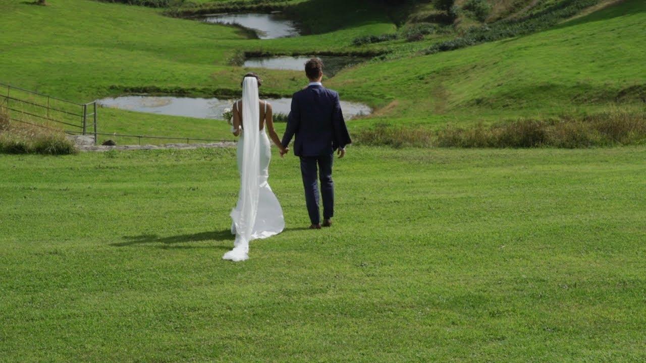Luke + Saira Wedding Trailer