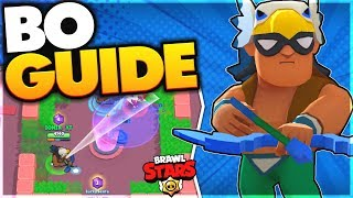 How to Play Bo - Advanced Bo Guide - Brawl Stars
