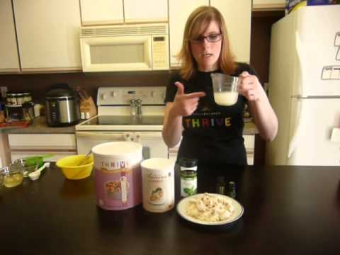 Cooking with Essential Oils: Lemon Basil Chicken and Rice