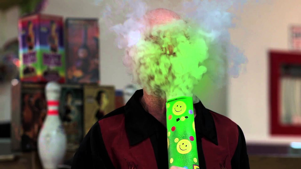 The Weed Blower Evil Bong 420 Coming April 20th