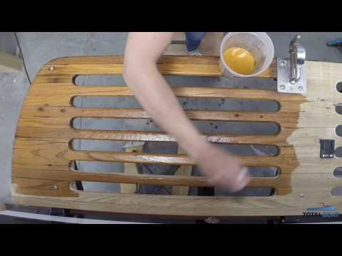 How to Use Teak Oil on Boats and Furniture