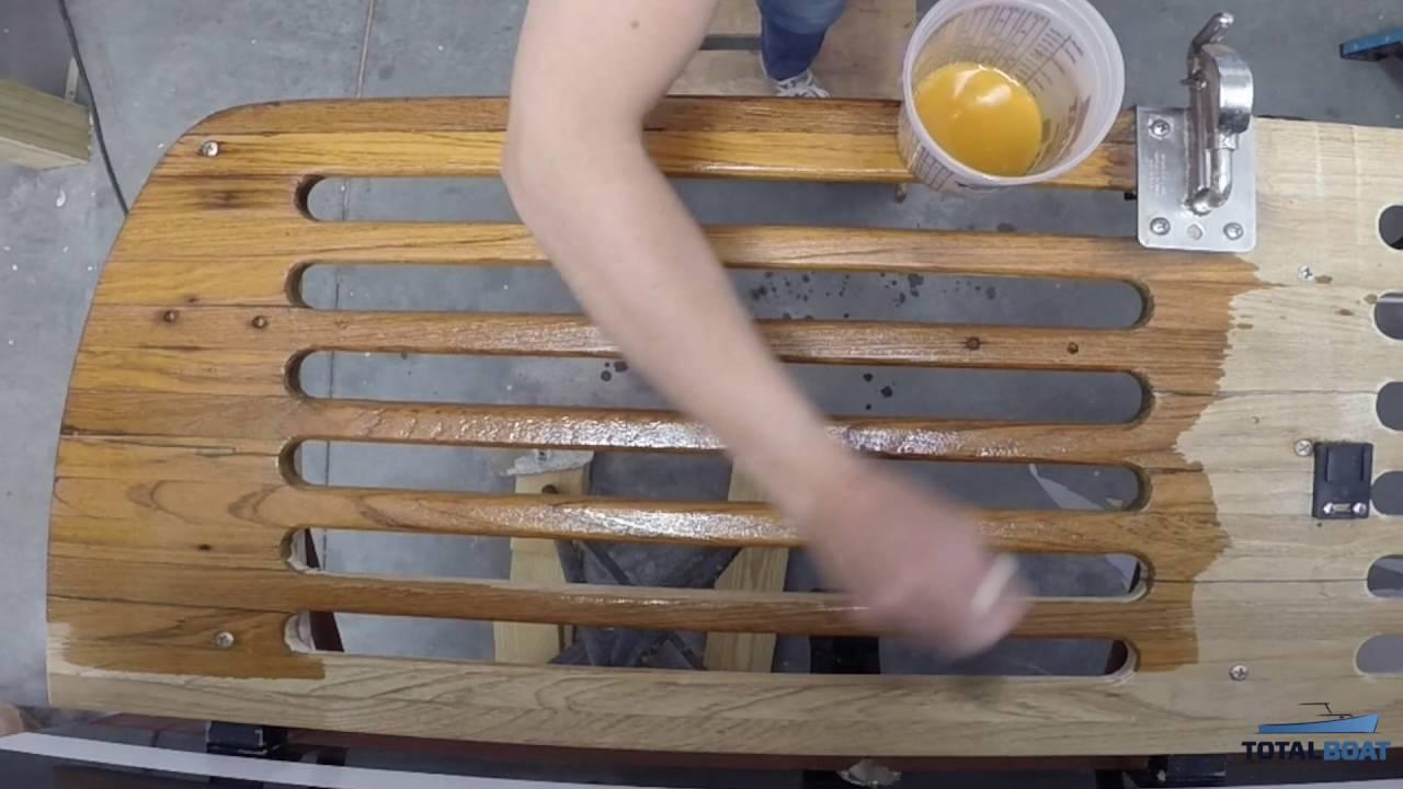 How Many Coats Of Teak Oil For Garden Furniture