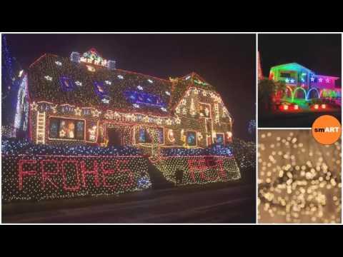 Christmas Lights Decorations Outdoor Christmas Lights  - Outdoor Christmas Light Decorations