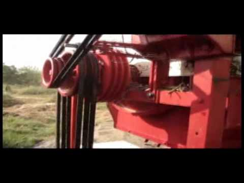 MAKWEL multi crop thresher.wmv