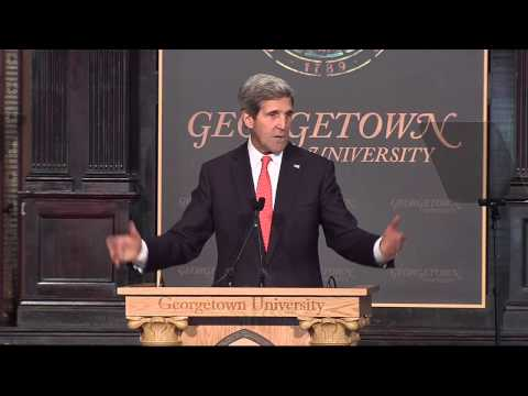 Kerry, Clinton and Bush Discuss Afghan Women's Future