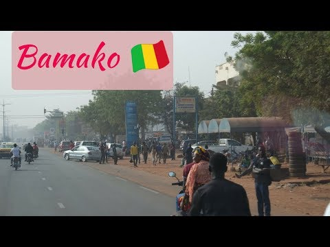 Bamako, Mali: my broken French, solo walks, the dust | @ByLungi