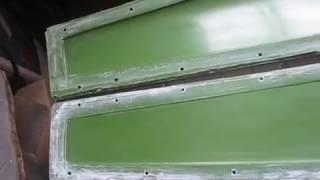 Изготовление  матрицы для производства лопастей BRUXEL 36(, 2015-03-14T05:44:38.000Z)