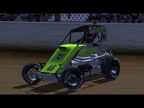ARDC Sim Series - Grandview Speedway 11/15/16