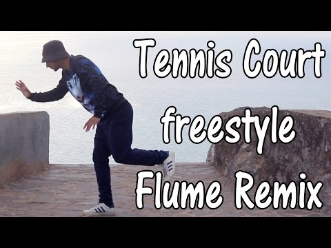 Lorde - Tennis Court (Flume Remix) | Freestyle Friday