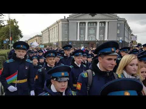 """Марш памяти """"Освобождение Карелии"""" в Петрозаводске"""