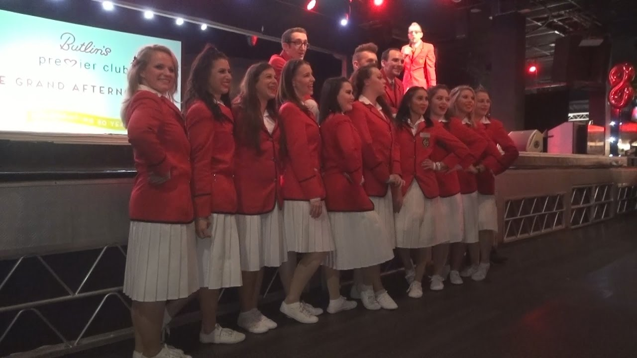 Butlins 80th Anniversary Gala Tea Dance October 2016