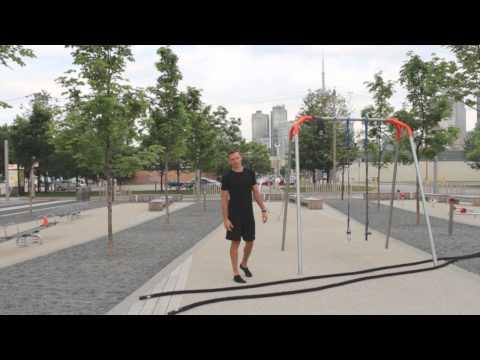 15 min urban workout