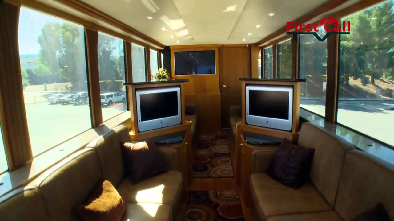 Celebrity motor homes youtube Celebrity motors