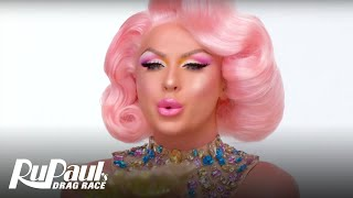 Farrah Moan's 'Sunset Talent Lewk' Makeup Tutorial 💄 | RuPaul's Drag Race All Stars 4