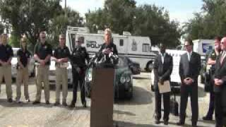 Operation Rain Maker News Conference Part 3