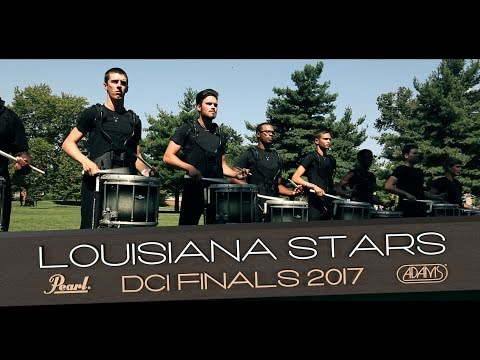 DCI Finals 2017 // Louisiana Stars Battery