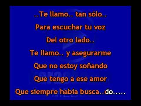 Karaokanta  Cheyo Carrillo  El más grande amor  Demo
