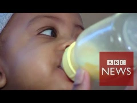 Is buying breast milk online safe? - BBC News