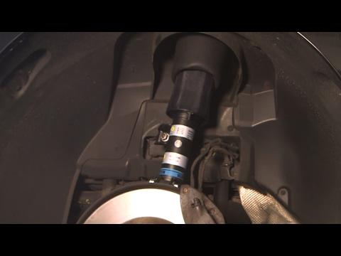Billstein B4 Air Suspension Module - Range Rover L322 - Installation