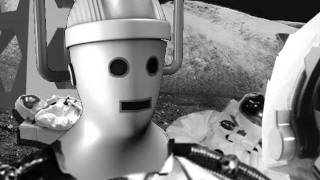 Doctor Who The Moonbase Episode 3 part 2 Animated