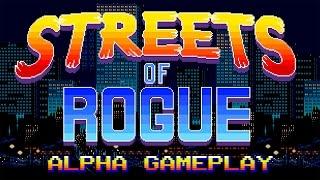 видео Streets of Rogue скачать торрент
