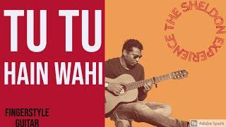 Yeh Vaada Raha | Tu Tu Hai Wahi |  Fingerstyle Cover | Bollywood songs
