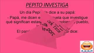 Chistes de Pepito cortos y graciosos para adultos y niños