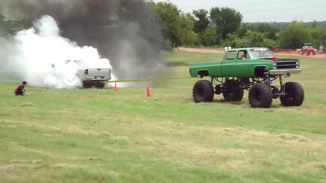 Texas Heatwave Austin 2010 Truck O War Tug Of War Pull