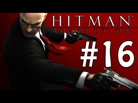 Hitman 5 Absolution Part 16
