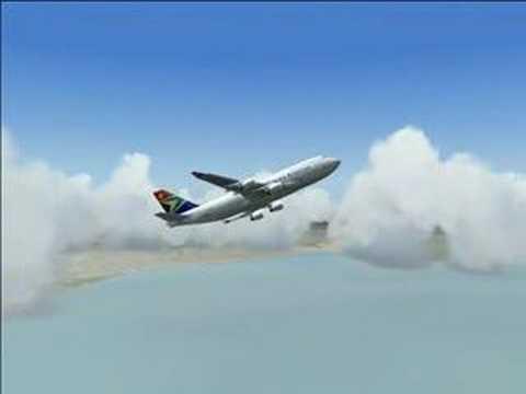 Suid-Afrikaanse Lugdiens Boeing 747-400