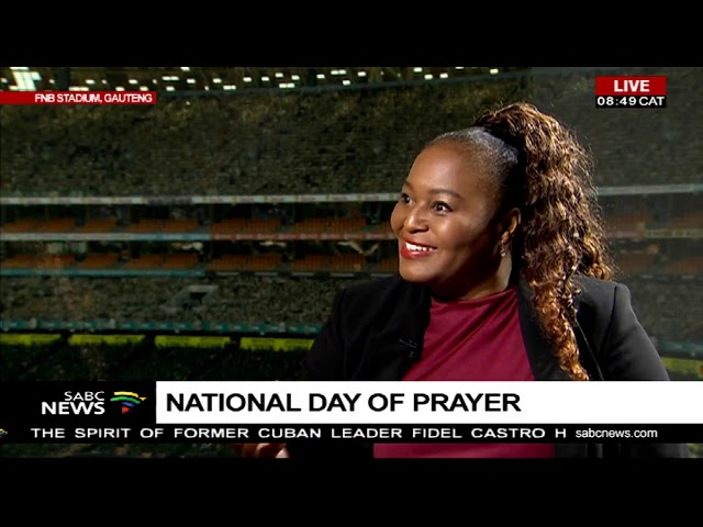 Dr Precious Motsepe shares insight on National Day of Prayer