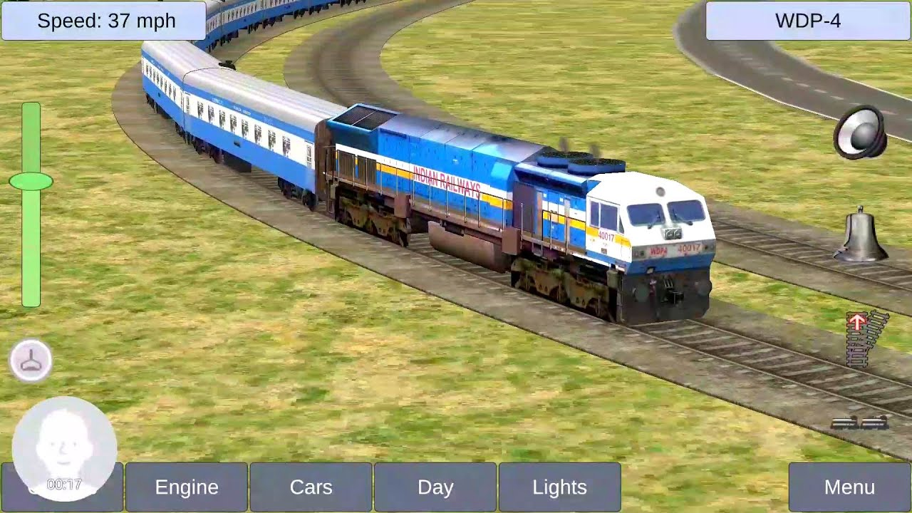 Indian Trains Games For Android Phones Youtube