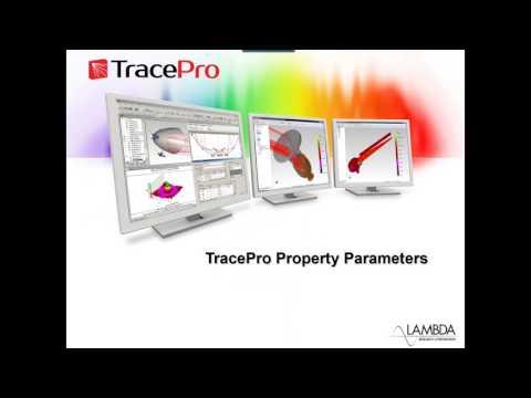 Making Custom Properties in TracePro