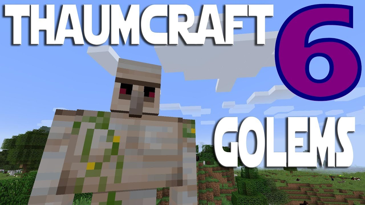 Lets Play Minecraft Thaumcraft 6 ep 14 - Thaumium Smeltery And