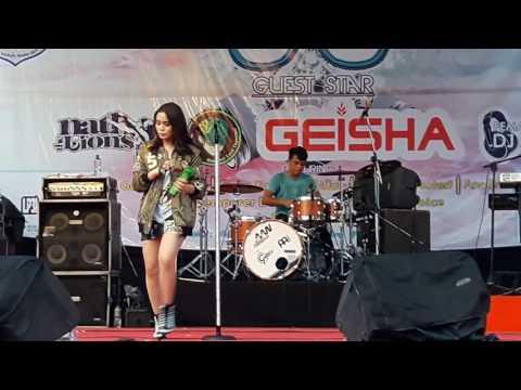 Sementara sendiri Geisha (Sma N 1 Indramayu)