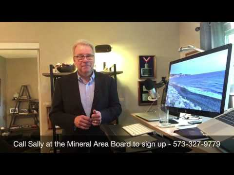 SRS Promo for Mineral Area Board