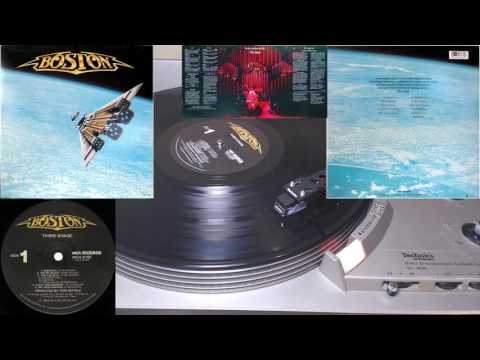 Mace Plays Vinyl - Boston - Third Stage - Full Album