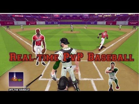Ballistic Baseball - REAL-TIME PVP SPORTS