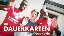 Spieler überraschen Fans | 1. FSV Mainz 05