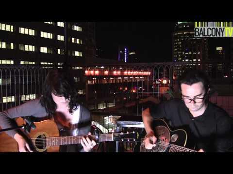 TEXAS TEA - THE WESTERLIES (BalconyTV)