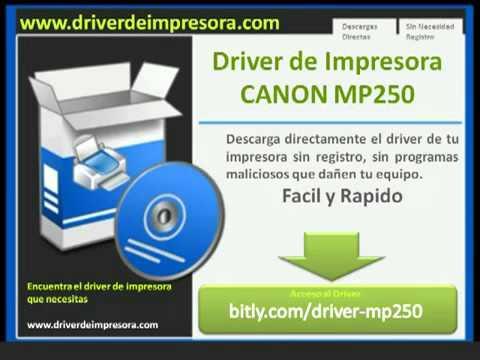 descargar-driver-de-impresora-canon-mp250