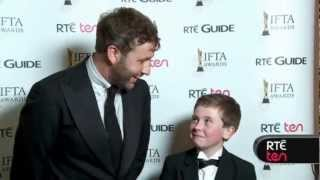 Moone Boy messes around at the IFTAs